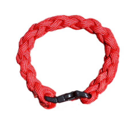 550 Band - Red