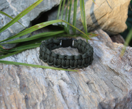 OD Green Survival Band - Buckle