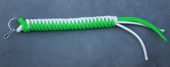 White Neon Green Freedom Rope