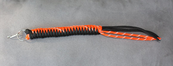 Freedom Rope Reflective Orange & Black