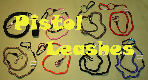 Pistol Leashes by Repunga