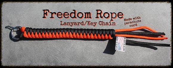 Freedom Rope (Lanyard/Key Chain)