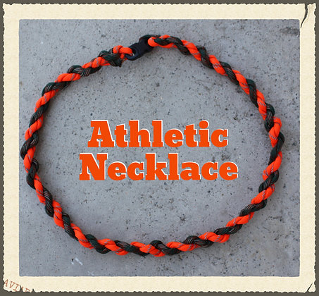 Athletic Necklace by Repunga