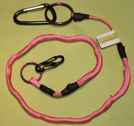 Pink Pistol Leash