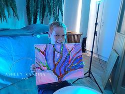 Ashley Katrina & Co Art Therapy