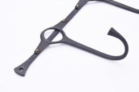 Scissor Handle Coat Rack (detail)