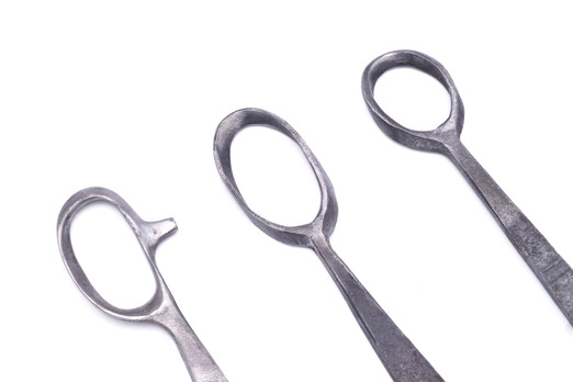 Scissor Handle Samples