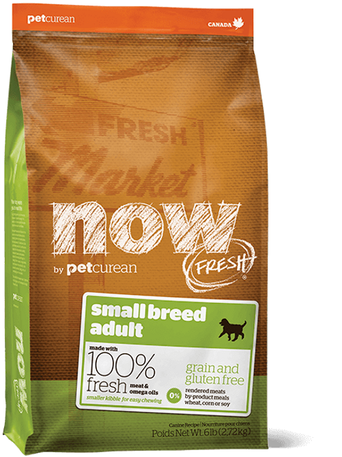 Petcurean Now Smallbreed Adult 6lbs