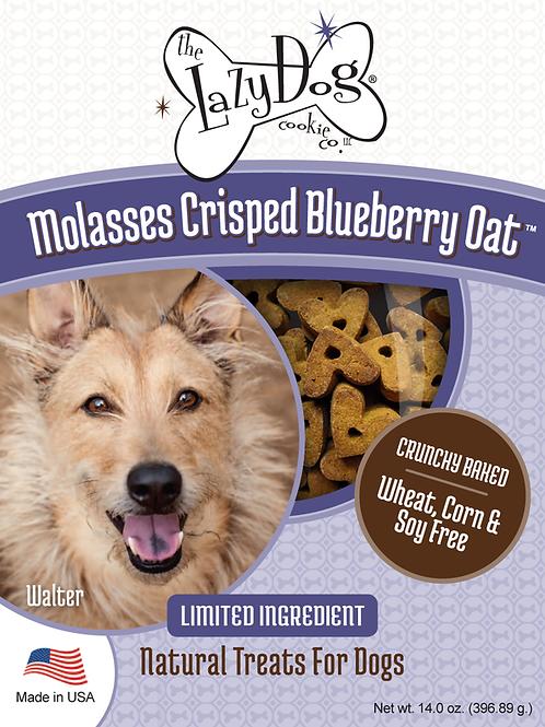 Lazy Dog Blueberry Oats
