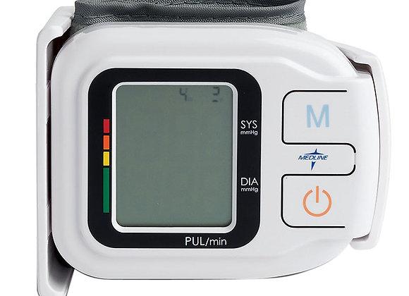 Medline Plus Digital Wrist Blood Pressure Monitor
