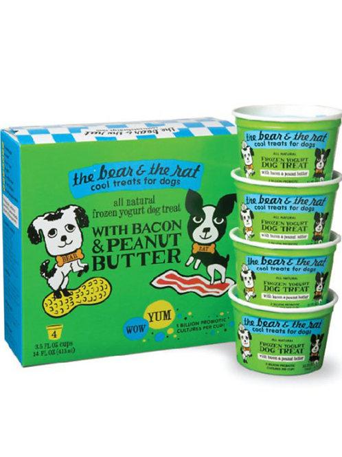 Bear & Rat Bacon PB (4pk)