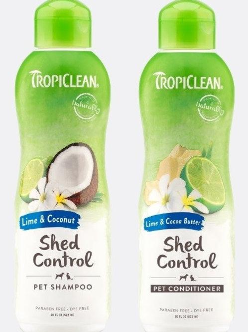 Tropiclean Deshed Shampoo 20oz