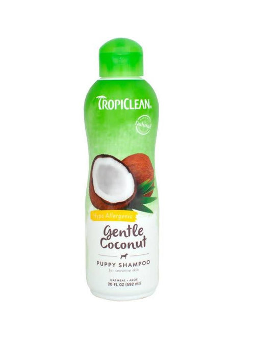 Tropiclean Hypoallergenic Shampoo 20oz