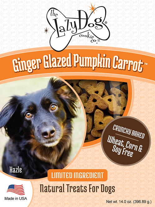 Lazy Dog Pumpkin Carrot
