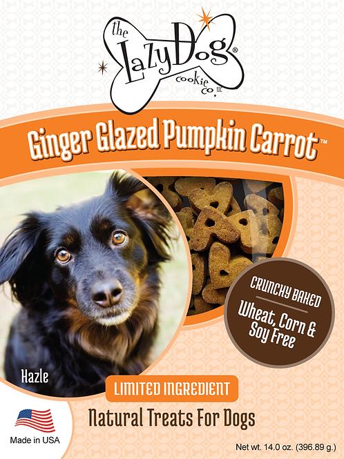Lazy Dog Pumpkin Carrot