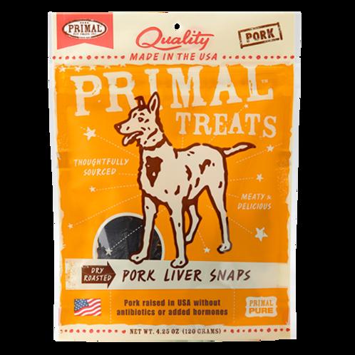 Primal Pork Liver Snaps
