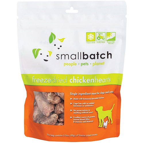 Smallbatch Chicken Hearts