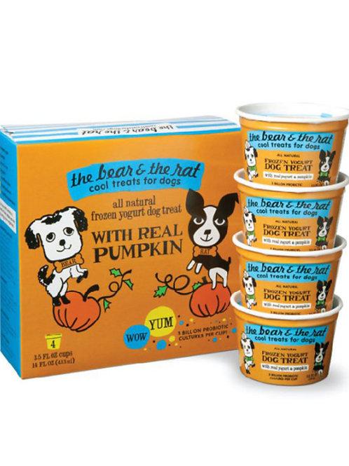 Bear & Rat Pumpkin (4pk)