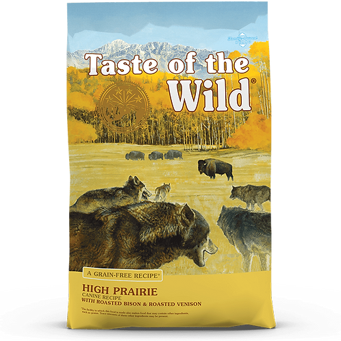 Taste of the Wild High Prairie 28lbs
