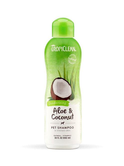 Tropiclean Deodorizing Shampoo 20oz