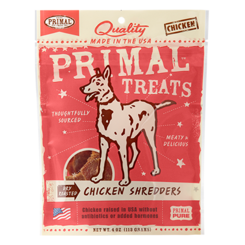 Primal Chicken Shredders
