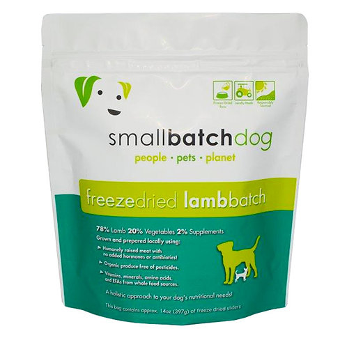 Smallbatch Freeze Dried Lamb