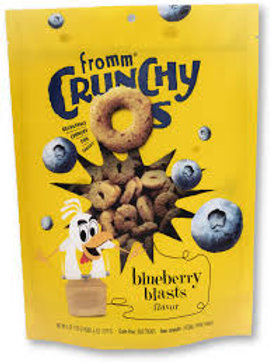 Fromm Blueberry Blasts Crunchy Os