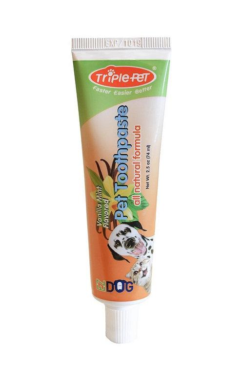 EZ Dog Vanilla Mint Toothpaste 2.5oz