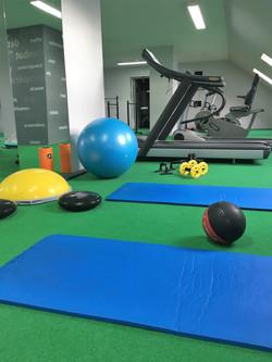 Espace renforcement musculaire