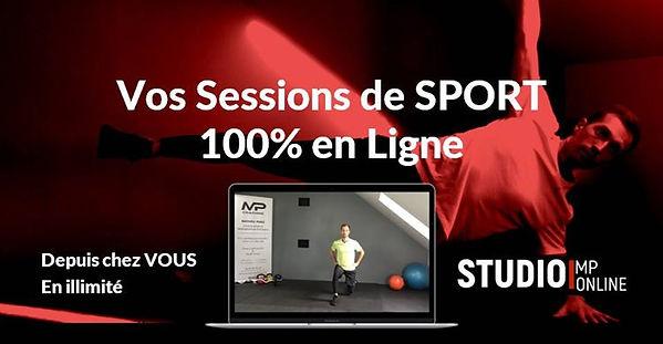 Studio MP'Online - Mathieu Perez - Coach Sportif