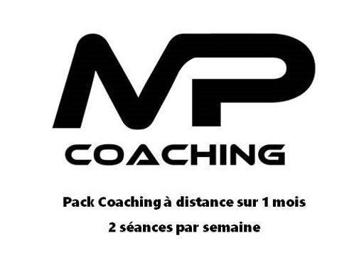 Pack Coaching à distance 1 mois