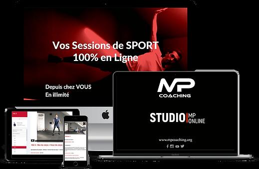 Studio MP'Online, Plateforme vidéos, Coa