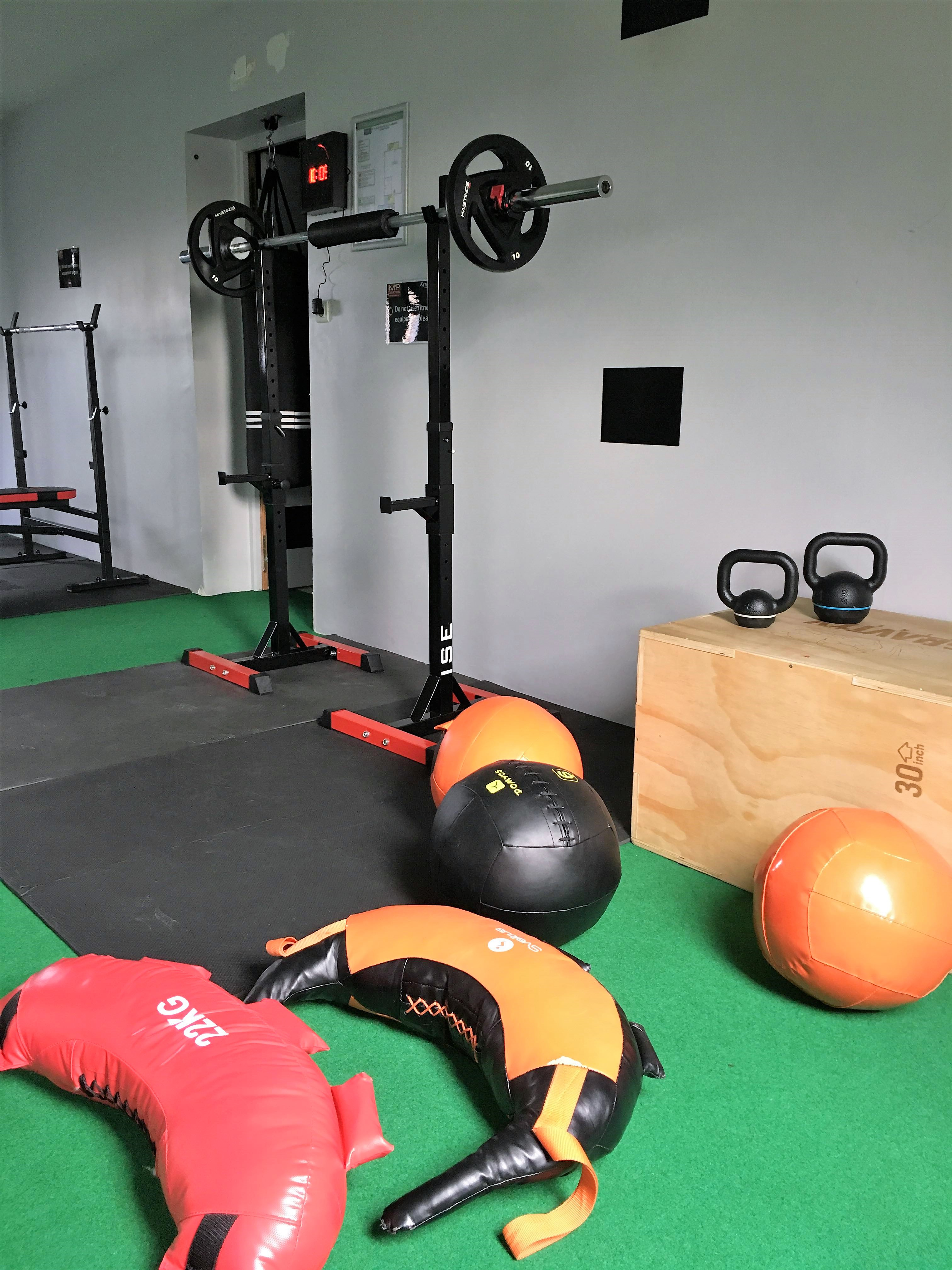 Espace musculation