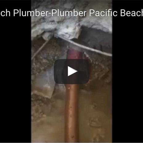 Video of Slab Leak