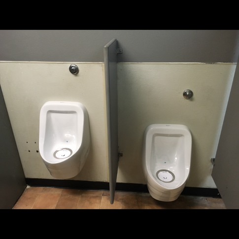 New Commercial Urinals