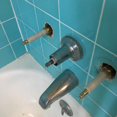 New Price Pfister Shower Stems