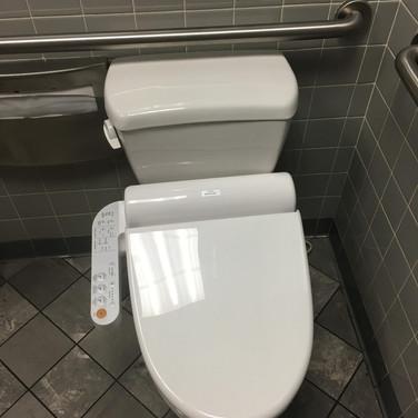High Tech Toilet