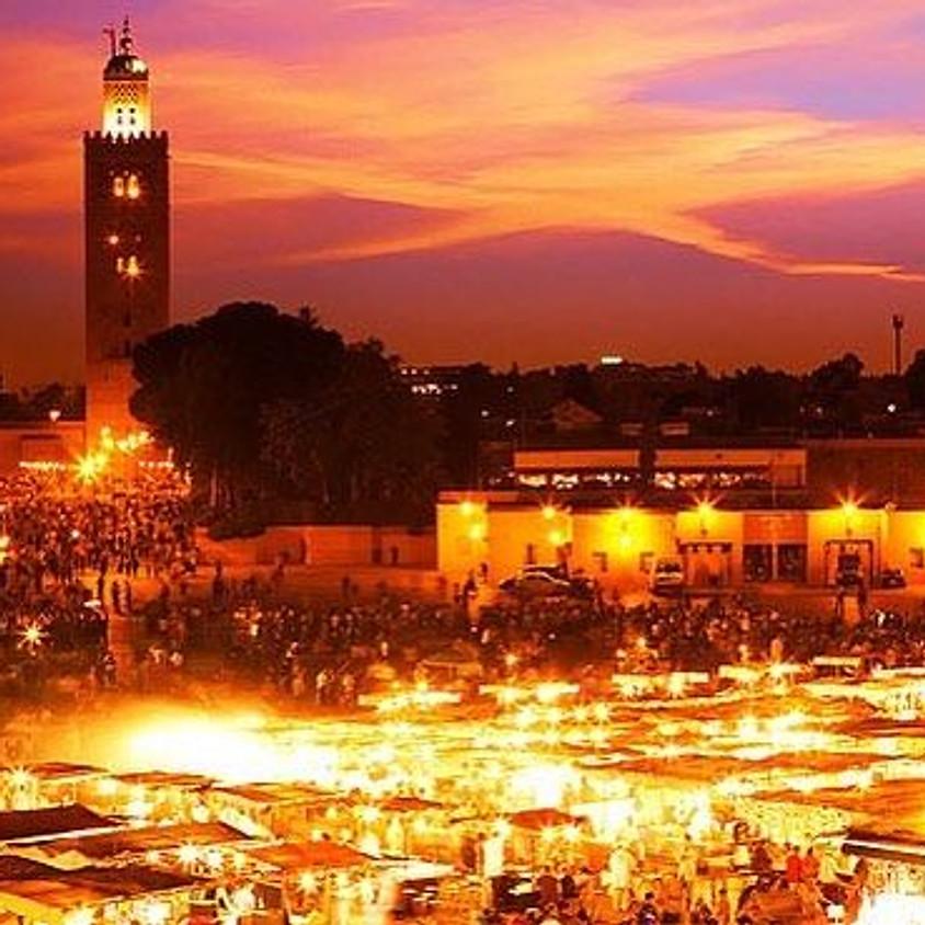 Marrakech Social Hour