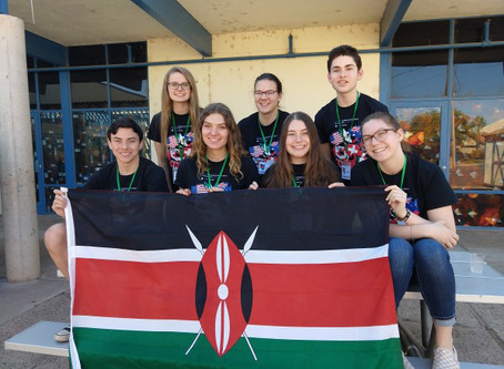 First SSCA Student Exchange Going to Uasin Gishu, Kenya in June