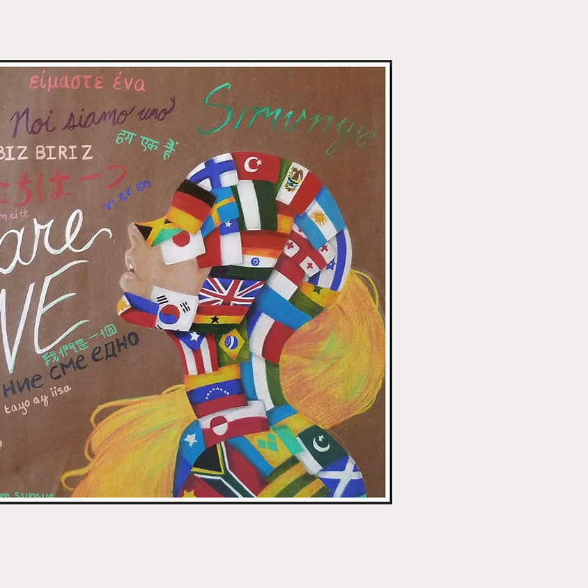 Online - SSCA Young Artist's Art Show Celebration