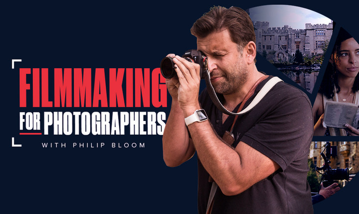 Filmmaking for Photographers with Philip Bloom
