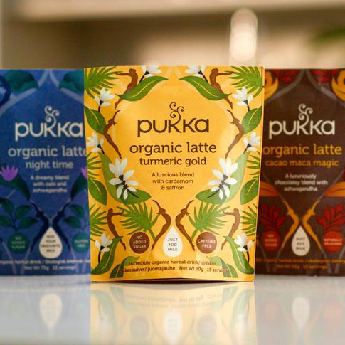 Pukka - Organic Latte