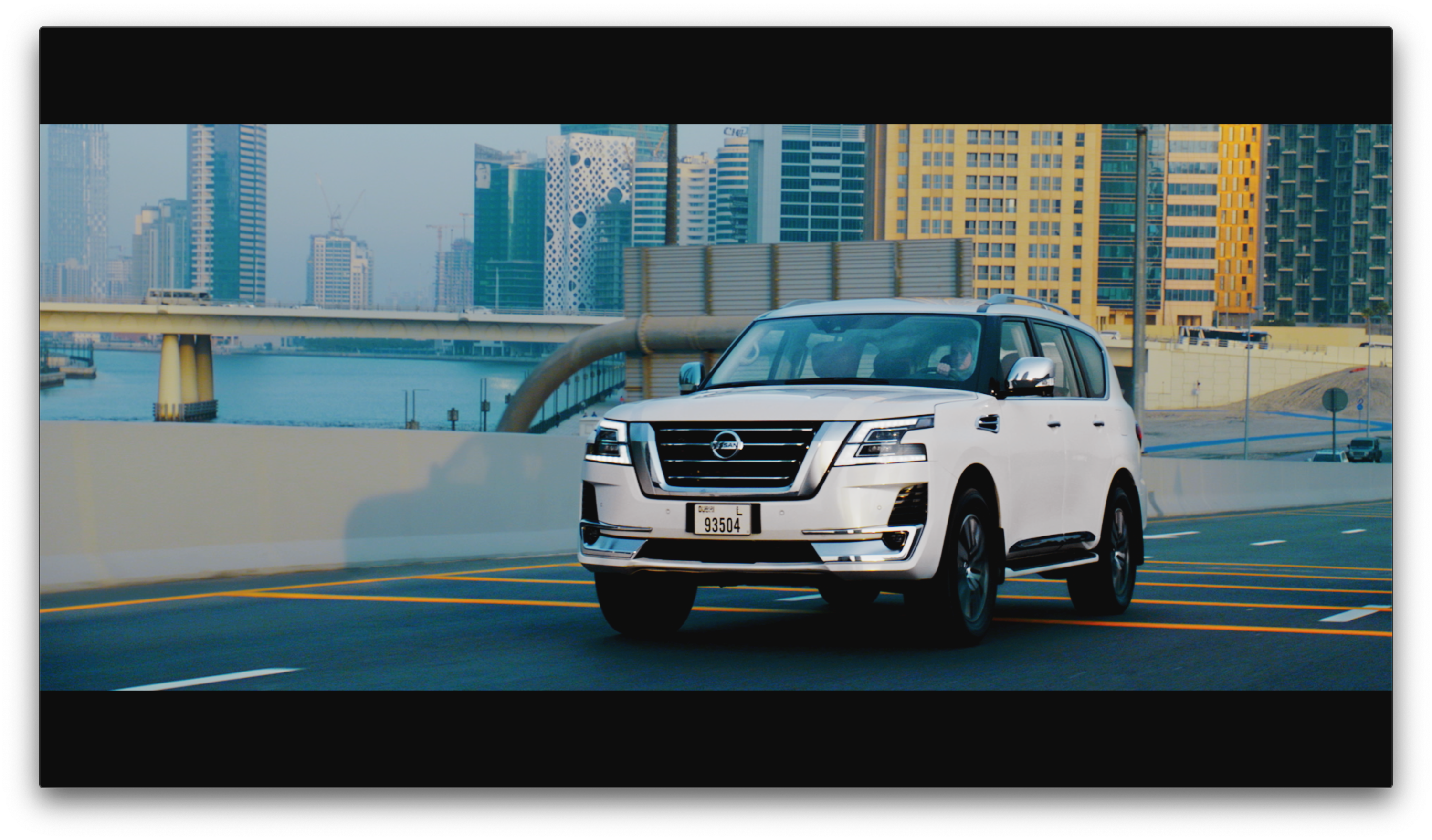 Agency: What If Creative Studios (Nissan Dubai)