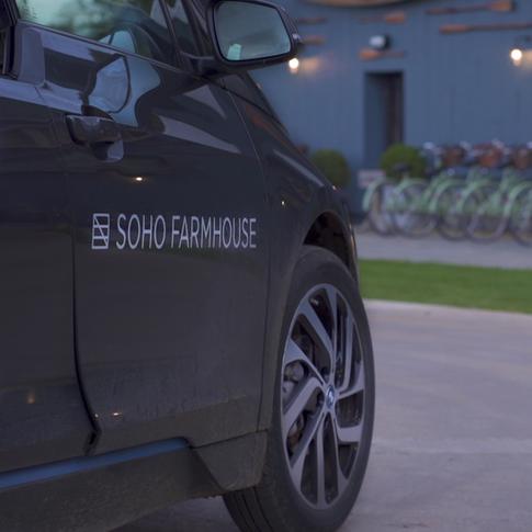 Soho Farmhouse BMW