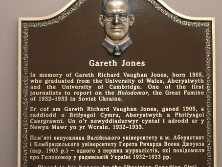 Creu ffilm am y newyddiadurwr Cymreig, Gareth Jones