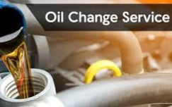 Oil service with inspection