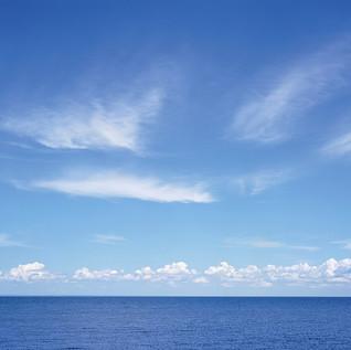 Blue Sky Over Prince Edward Island