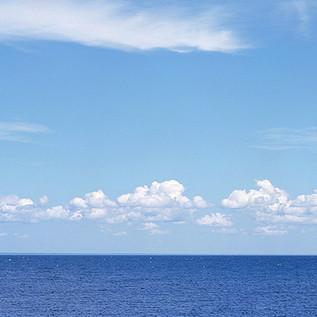 Blue Sky Panoramic