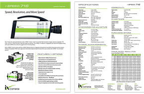 Data Sheet and Sell Sheet Design by Phase 2 Graphic Communications