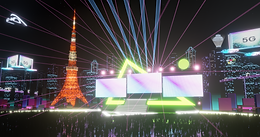 【東京タワー公認】未来型VRエンターテイメント空間「バーチャル東京タワー」の特典付き限定チケット先行予約開始!!